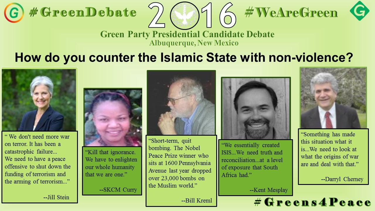 GPNM Presidential Debate 2016 (2)