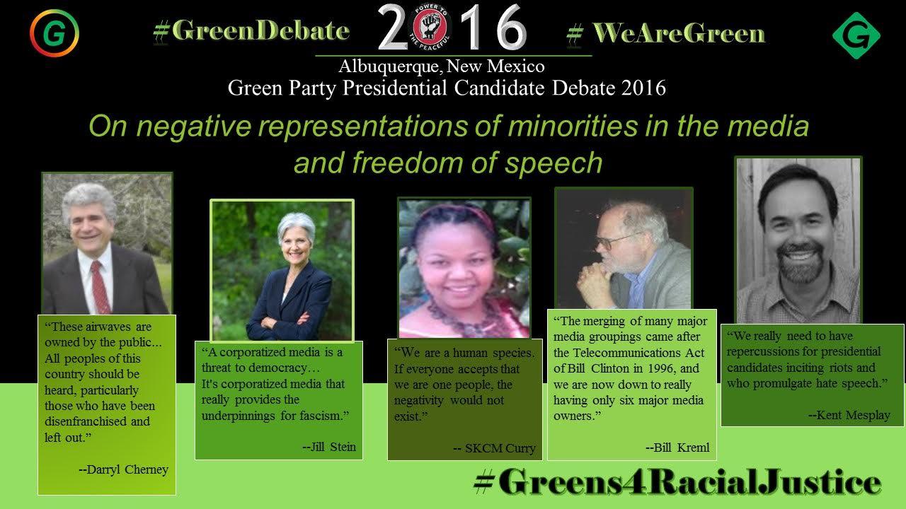 GPNM Presidential Debate 2016