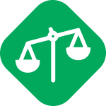 Green party values - justice