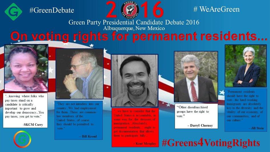 GPNM Presidential Debate 2016 (3)