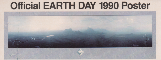 EarthDay1990Poster